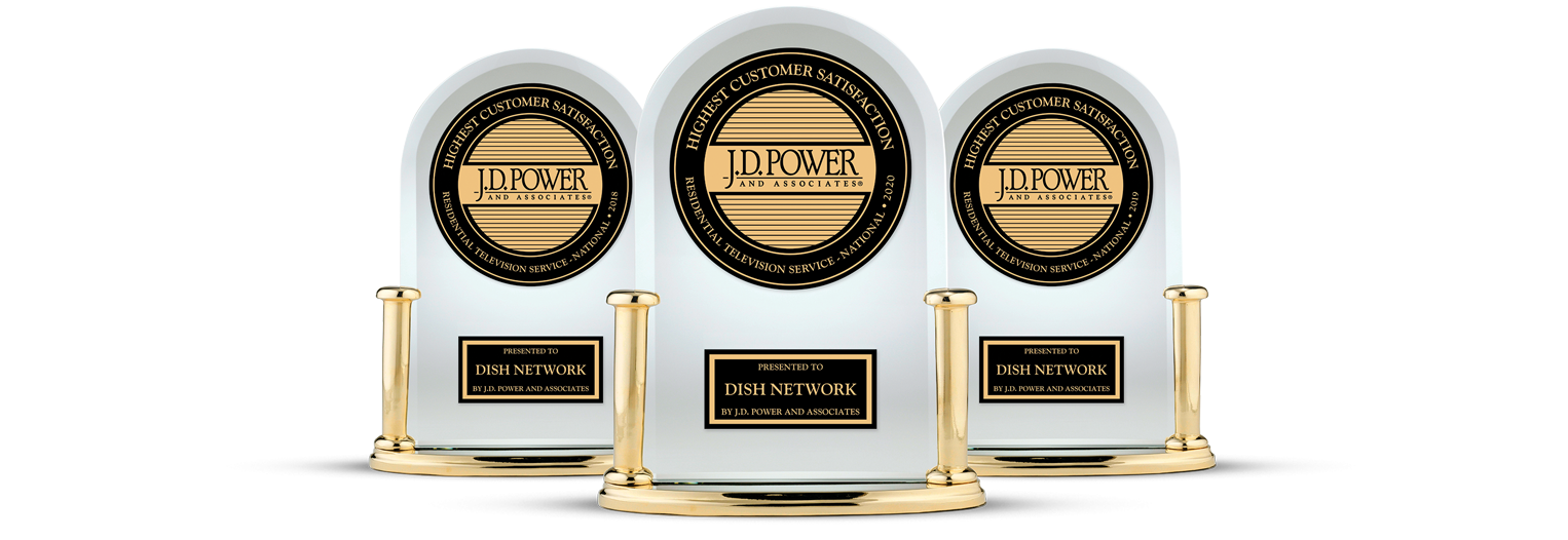 DISH Customer Satisfaction - Ranked #1 by JD Power - Galvan's Digital Systems in Rogers, Arkansas - DISH Authorized Retailer
